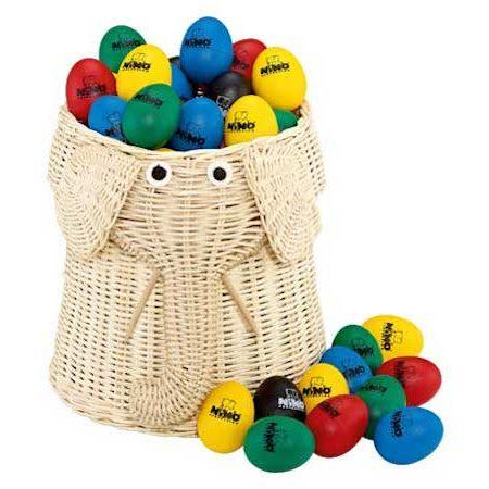 Meinl Nino Plastic Egg Shakers