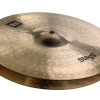 "Stagg 14"" Dual Hammered Rock Hi Hats"
