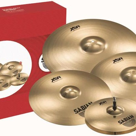 Sabian XSR Promotional Cymbal Pack