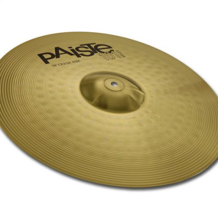 "Paiste 18"" 101 Brass Crash/Ride"