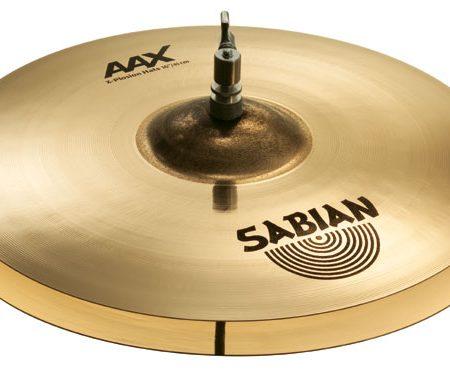 """Sabian 16"""" AAX X-Plosion Hi Hats"""