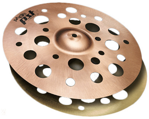 "Paiste PSTX 10"" Swiss Hats"