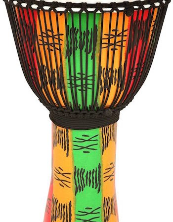 Toca FreeStyle II Rope Tuned Djembe