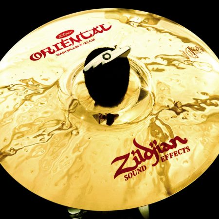 "Zildjian 8"" FX Oriental Trash Splash"