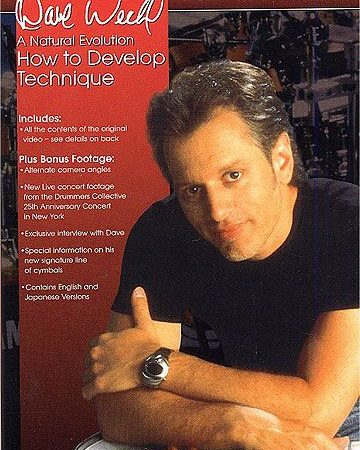 Dave Weckl - How To Develop Technique DVD