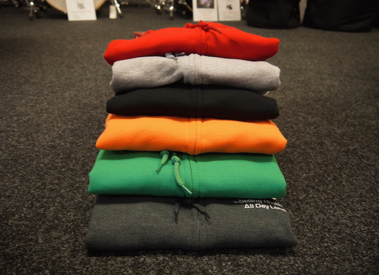 Drum Depot Hoodies