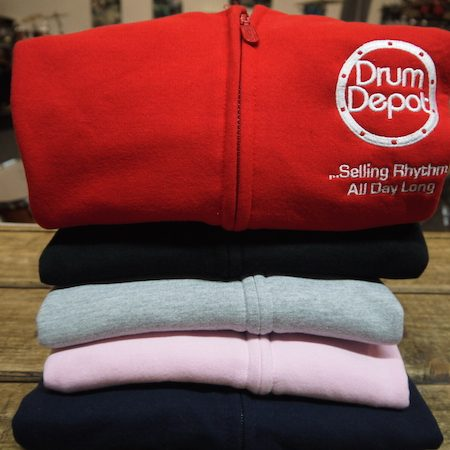 Drum Depot Youth Hoodies