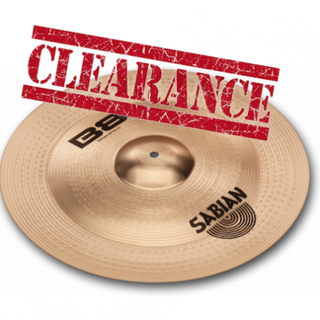 "Sabian 18"" B8 China"