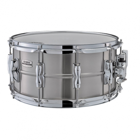"Yamaha Recording Custom 14"" x 7"" Steel Shell Snare Drum"