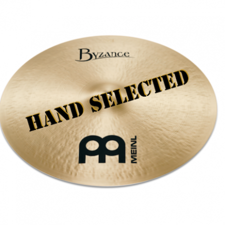 "Meinl 22"" Byzance Traditional Medium Ride"