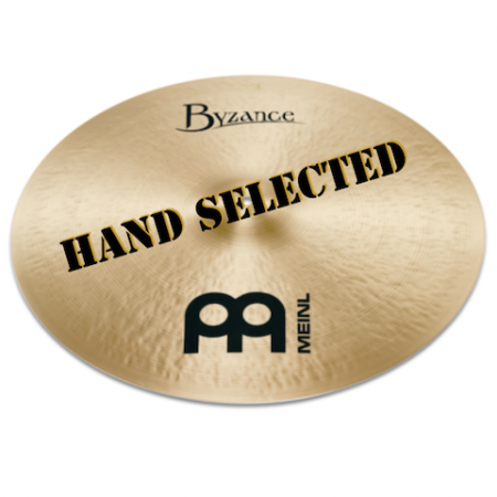 "Meinl 20"" Byzance Traditional Medium Ride"
