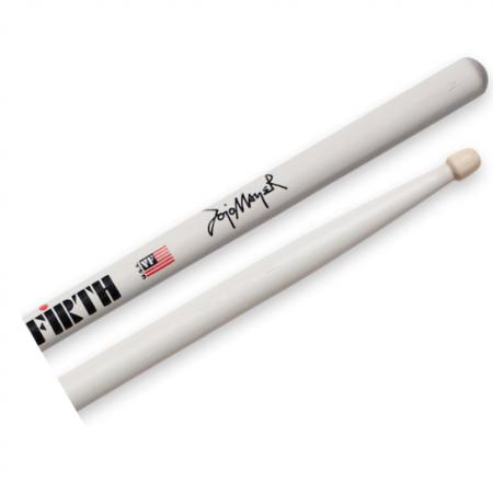 Vic Firth JoJo Mayer Wood Tip Drumsticks (white)