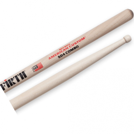 Vic Firth SD4 Combo American Custom Wood Tip Drumsticks