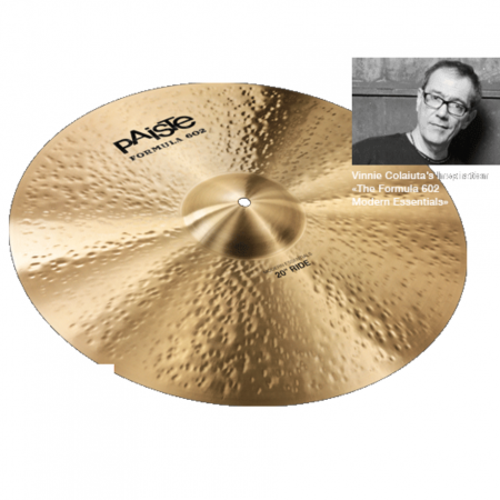 Paiste 602 Modern Essentials Ride