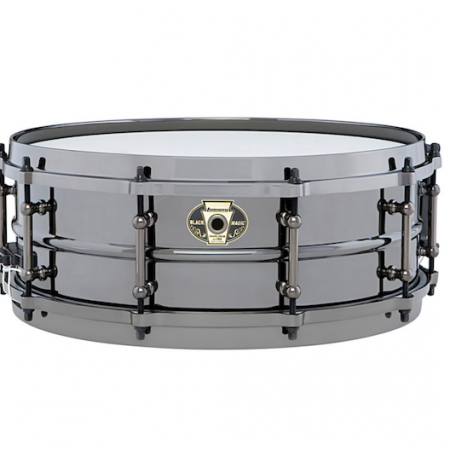 "Ludwig Black Magic 14"" x 5"" Snare Drum"