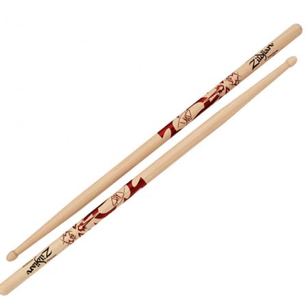 Zildjian Dave Grohl Wood Tip Drumsticks