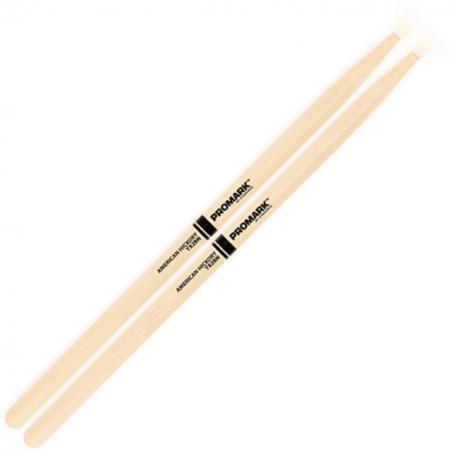 Promark Hickory 2B Nylon Tip Drumstick