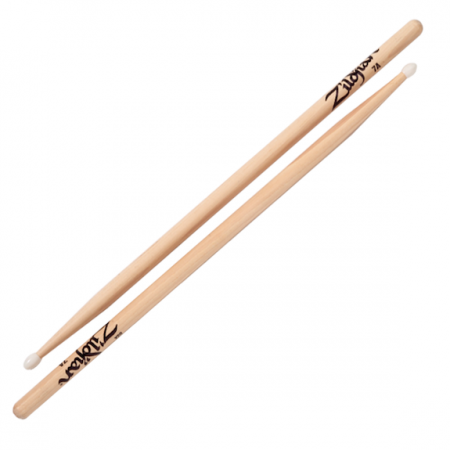 Zildjian 7A Nylon Tip Drumsticks
