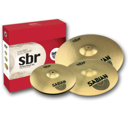 SBR Performance Cymbal Box Set