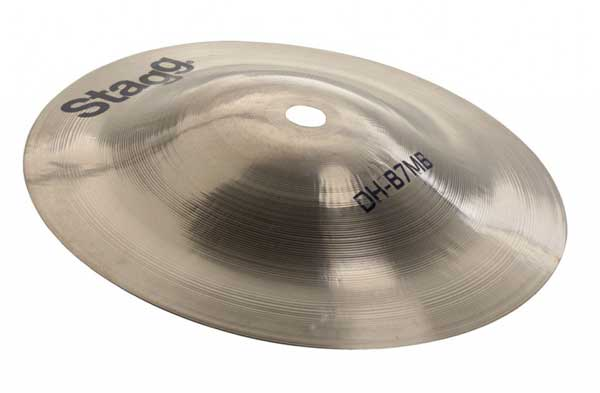 "Stagg 7"" Dual Hammered Bell"