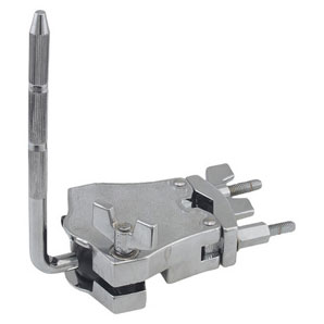 Gibraltar SC-SLRM Single L Rod Mount with Clamp