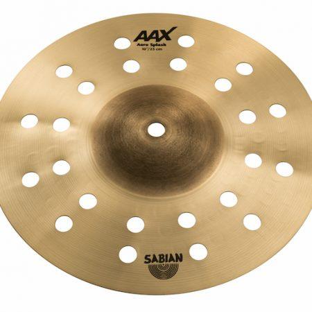 """Sabian 10"""" AAX Aero Splash"""