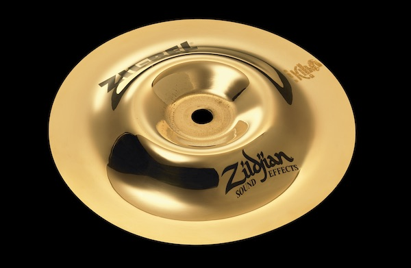 "Zildjian 7.5"" Volcano Zil Bell"