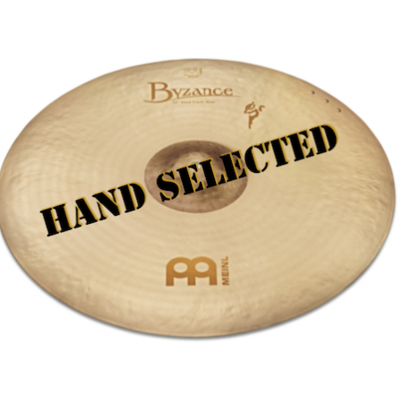 "Meinl 22"" Byzance Vintage Sand Crash Ride"