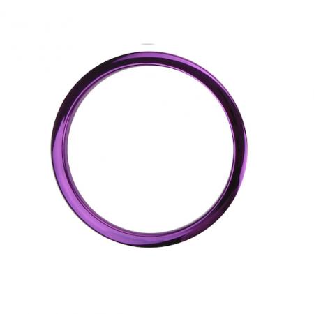 "Bass Drum O's - 6"" Purple"