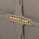 "Hardcase 12"" Coloured Tom Case in Granite Fully Lined"