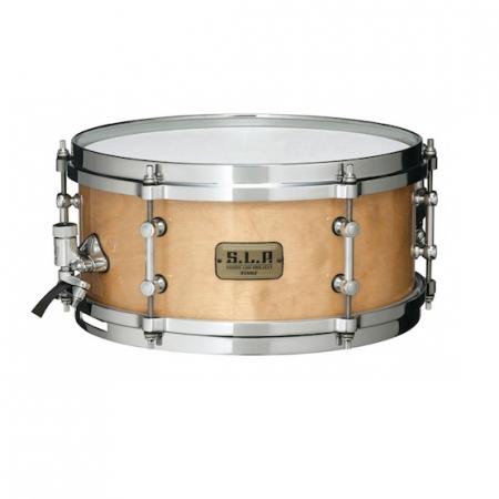 "Tama S.L.P 12"" x 5.5"" Birch Snare Drum in Figured Natural Birch"