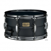 "Tama S.L.P 13"" x 7"" Big Black Steel Snare Drum in Matte Black"