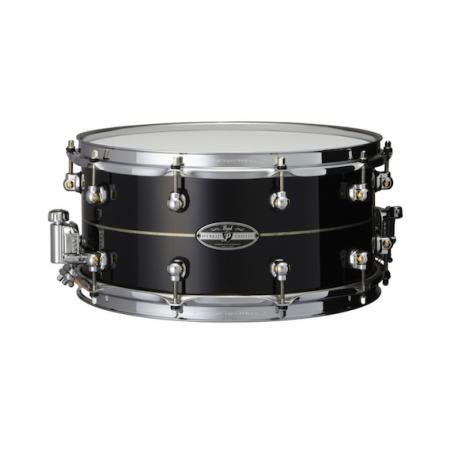 "Pearl Hybrid Exotic 14"" x 6.5"" Kapur Fiberglass Snare Drum"