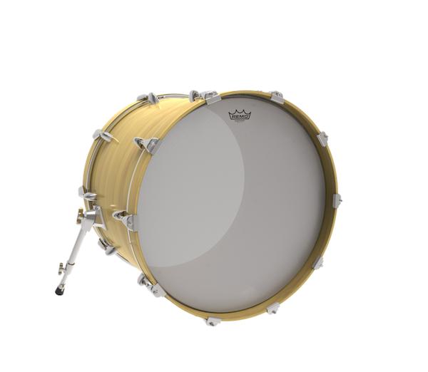 remo 22 silentstroke bass drum head drum depot uk and cardiff drum store buy online. Black Bedroom Furniture Sets. Home Design Ideas