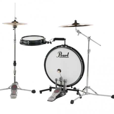 """Pearl Compact Traveler 18"""" Kit with Bag"""