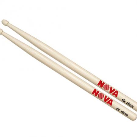 Vic Firth Nova 5B Wood Tip Drumsticks