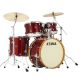 Tama Limited Edition Silverstar Vintage (5pc Shell Pack) in Red Pearl