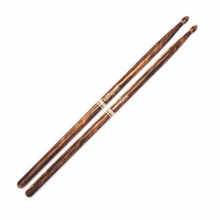 Promark Classic FireGrain 5A Wood Tip Drumsticks