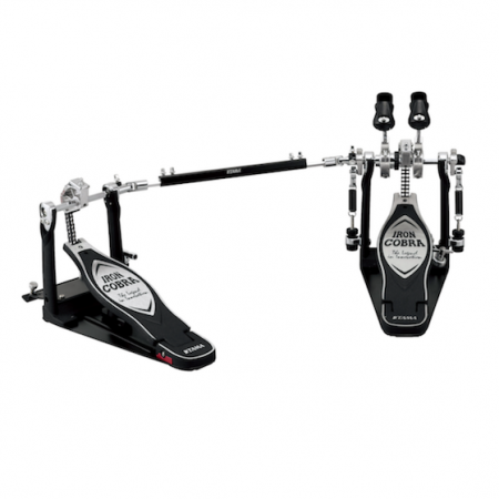 New for 2016 Tama Iron Cobra Power Glide Double Pedal with Case