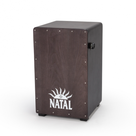 Natal Large Cajon with Black Frontplate