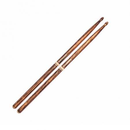 Promark Classic FireGrain 7A Wood Tip Drumsticks