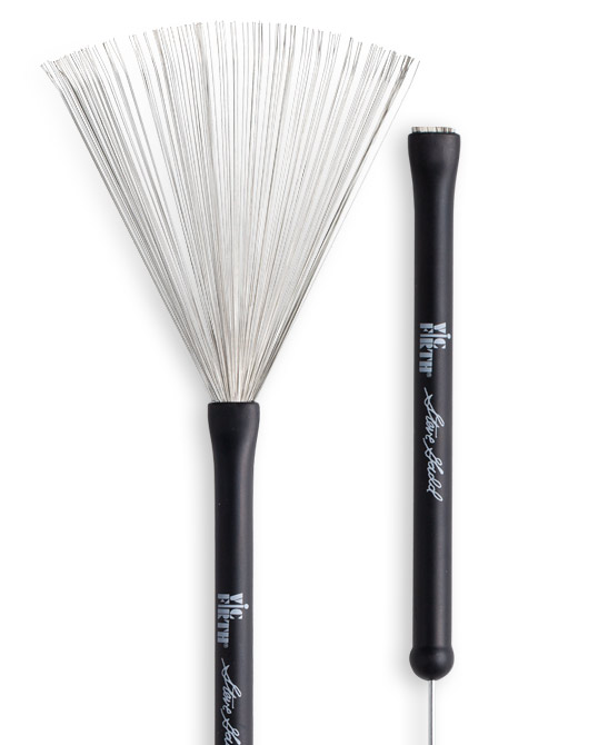 vic firth steve gadd wire brush drum depot uk and cardiff drum store buy online. Black Bedroom Furniture Sets. Home Design Ideas