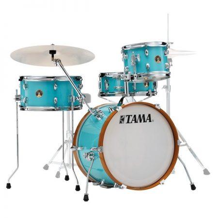 "Tama Club Jam 18"" Shell Pack (4pc) in Aqua Blue"