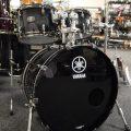 Ex-Demo Yamaha Live Custom (5pc Shell Pack) Black Shadow Sunburst