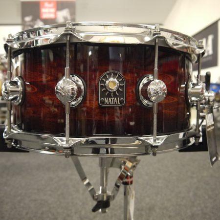 """Natal Cafe Racer 14"""" x 6.5"""" Snare Drum"""