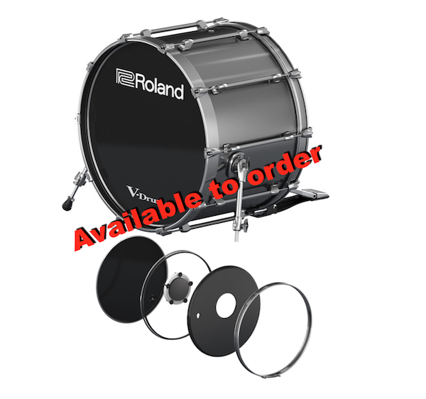 roland kd a22 bass drum trigger attachment drum depot uk and cardiff drum store buy online. Black Bedroom Furniture Sets. Home Design Ideas