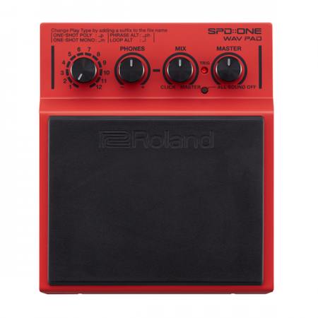 Roland SPD-One Wav Percussion Pad