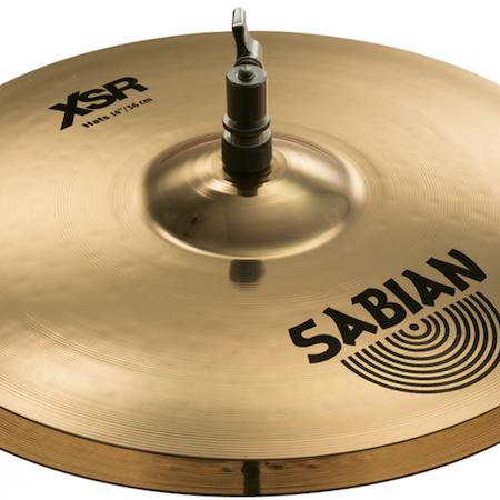 "Sabian XSR 14"" Hi-Hats"