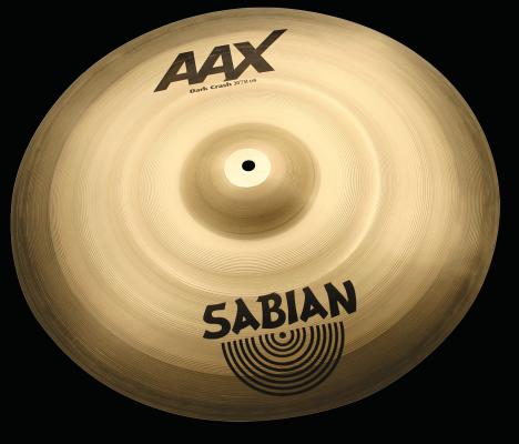 """Sabian AAX 20"""" Dark Crash"""