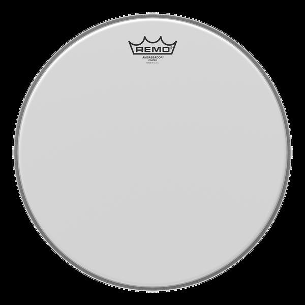 remo 18 ambassador coated bass drum head drum depot uk and cardiff drum store buy online. Black Bedroom Furniture Sets. Home Design Ideas